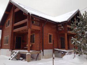 blockhaus Zedernholz Holzhaus